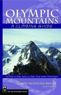 Olympic Mountains: A Climbing Guide als Taschenbuch
