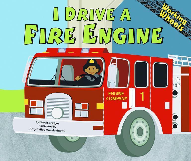 I Drive a Fire Engine als Buch