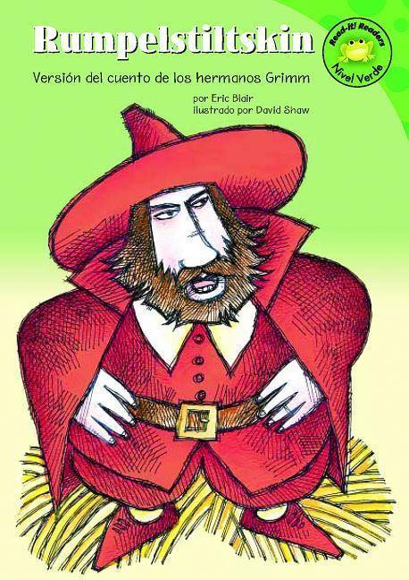 Rumpelstiltskin: Versión del Cuento de Los Hermanos Grimm als Buch