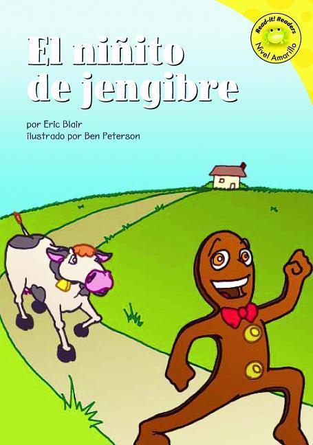 El Ninito de Jengibre als Buch