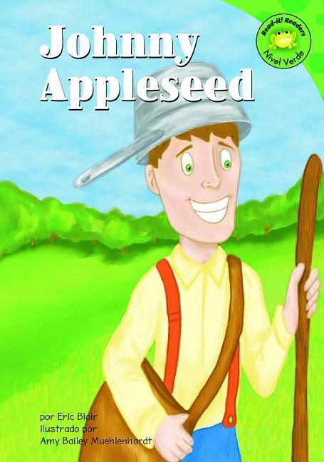 Johnny Appleseed (Johnny Appleseed) als Buch