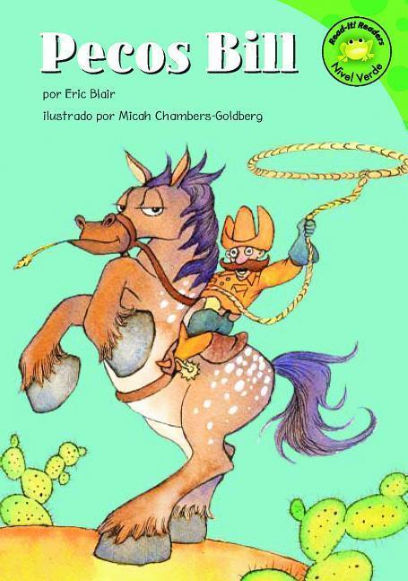 Pecos Bill (Pecos Bill) als Buch