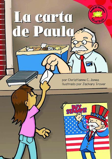 La Carta de Paula (Paulas Letter) als Buch