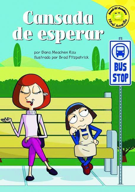 Cansada de Esperar (Tired of Waiting) als Buch