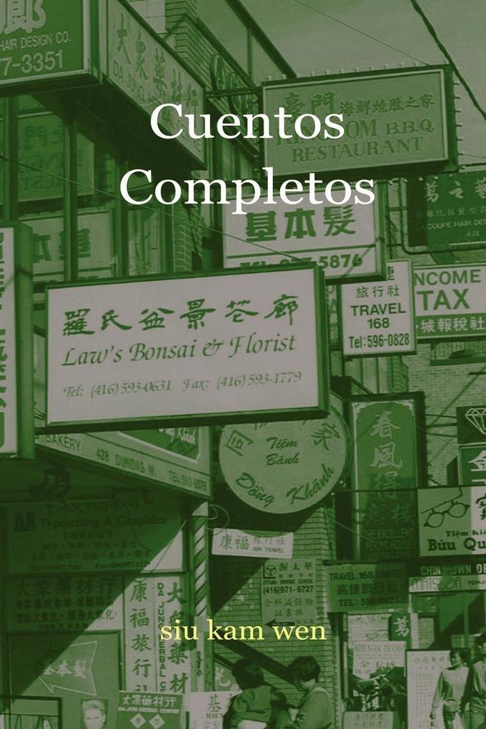 Cuentos Completos als Buch