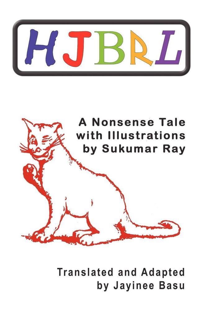 HJBRL - A Nonsense Story by Sukumar Ray als Taschenbuch