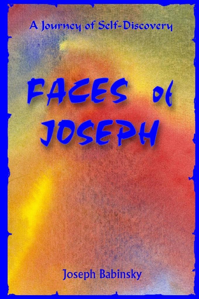 Faces of Joseph als Taschenbuch
