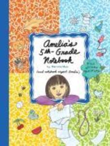 Amelia's 5th-Grade Notebook als Buch