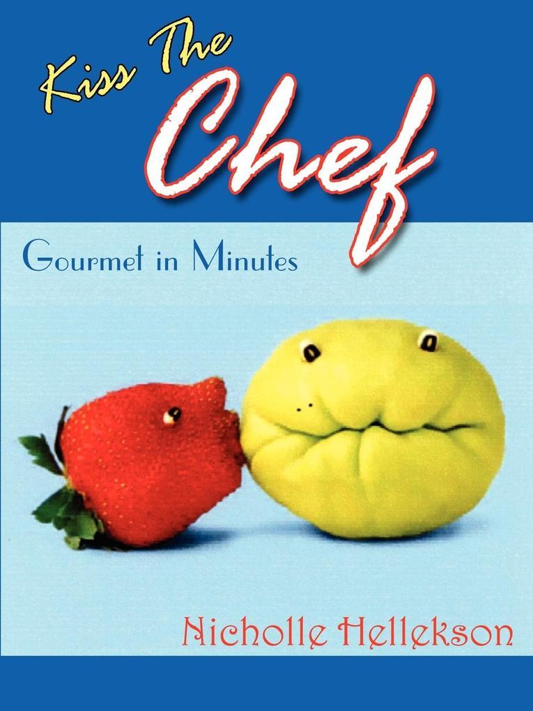 Kiss The Chef als Taschenbuch