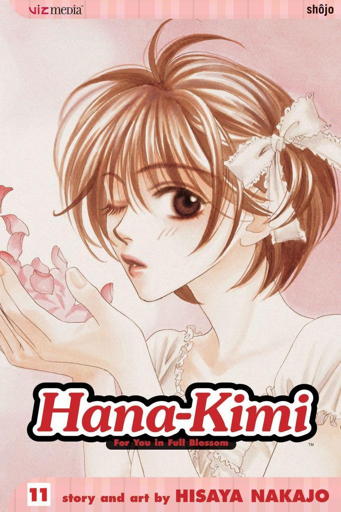 Hana-Kimi, Vol. 11 als Taschenbuch