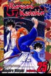 Rurouni Kenshin, Vol. 25 als Taschenbuch