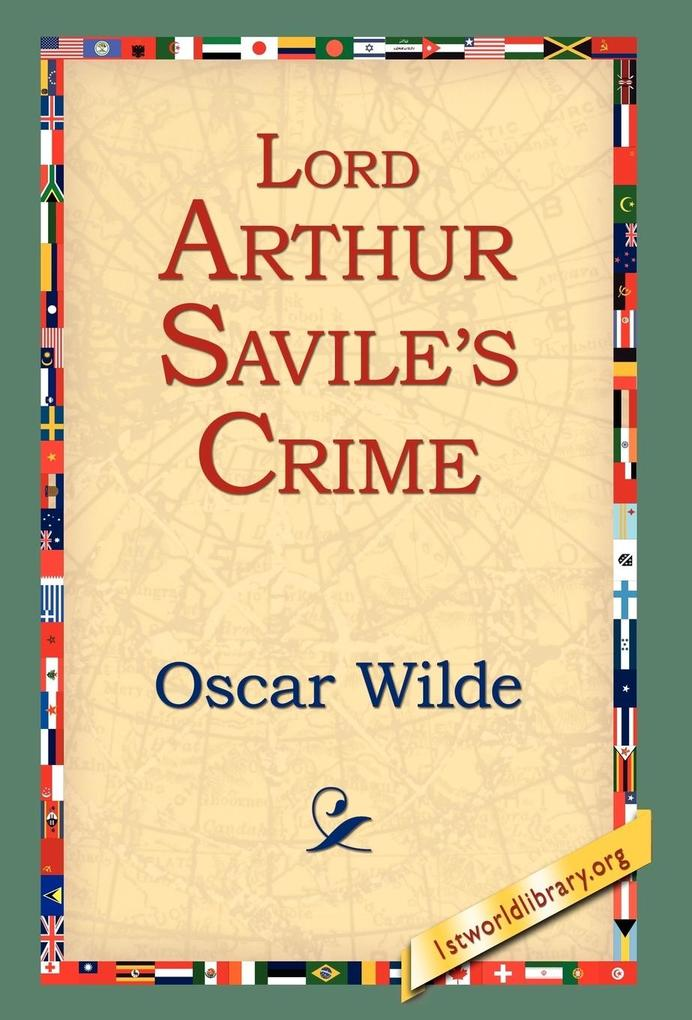 Lord Arthur Savile's Crime als Buch