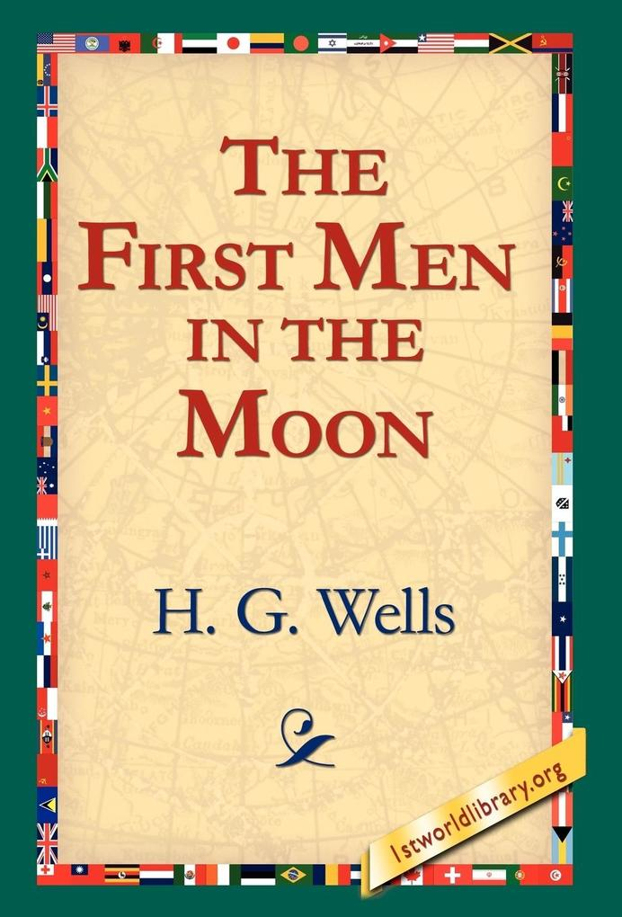 The First Men in the Moon als Buch