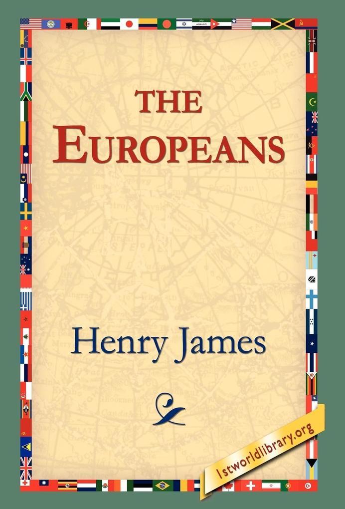 The Europeans als Buch