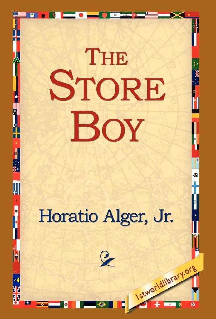 The Store Boy als Buch