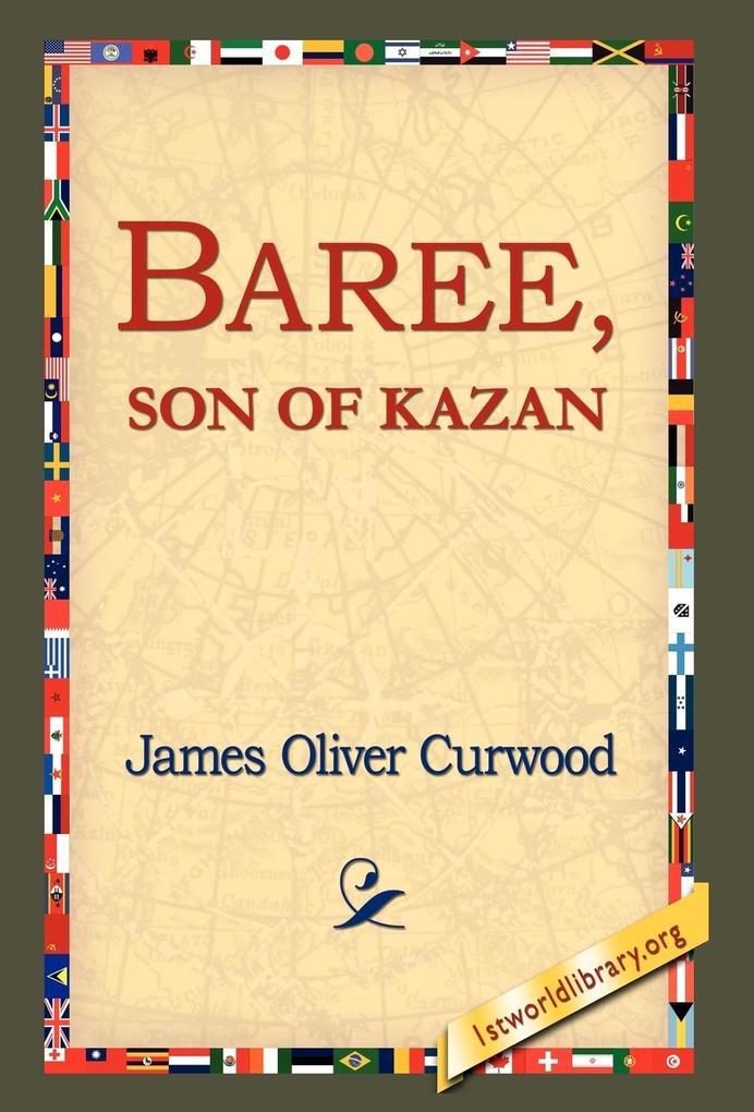 Baree, Son of Kazan als Buch