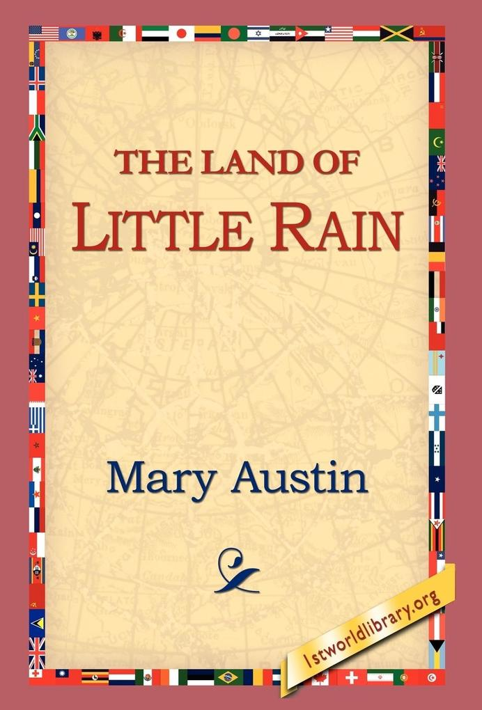 The Land of Little Rain als Buch