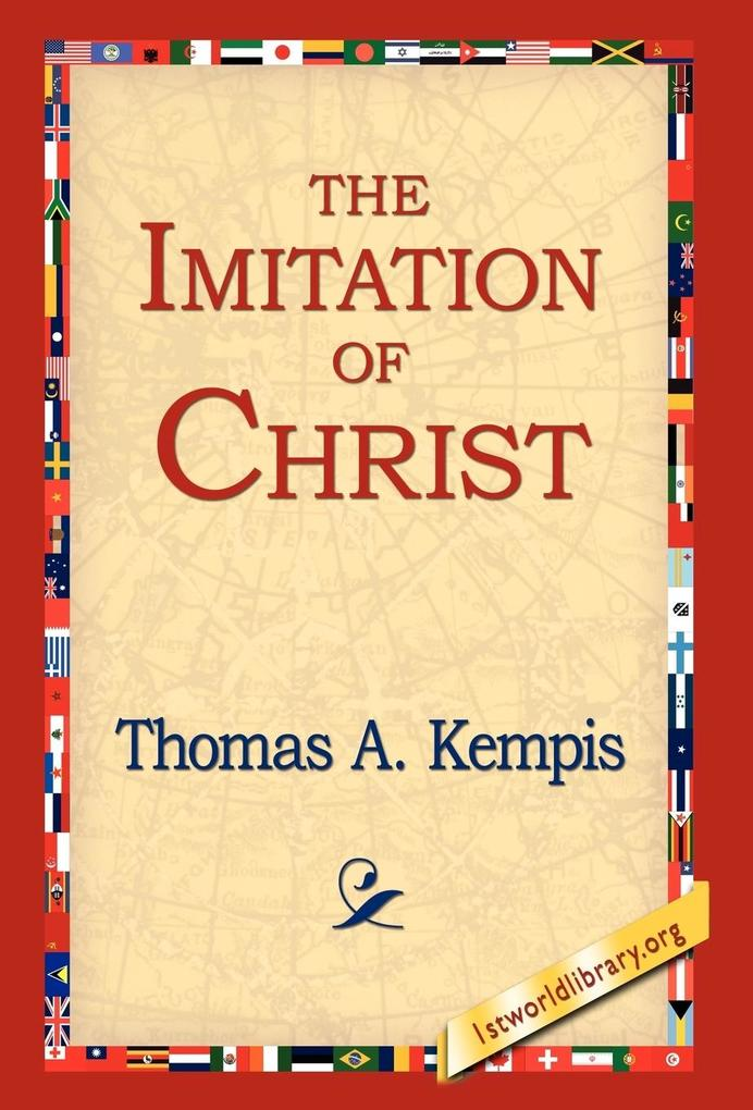 The Imitation of Christ als Buch