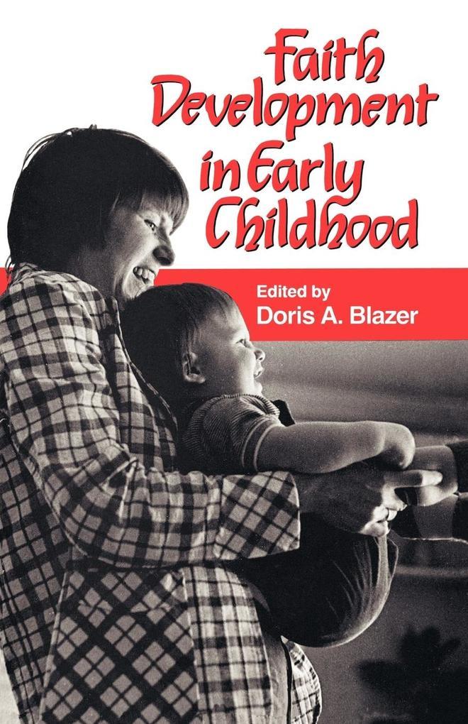 Faith Development in Early Childhood als Taschenbuch
