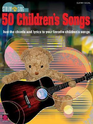 Strum & Sing 50 Children's Songs als Taschenbuch