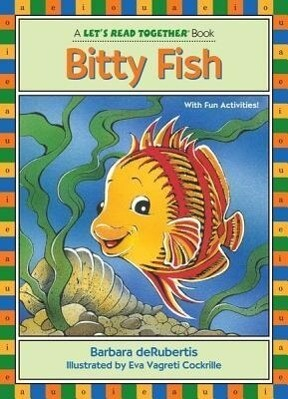 Bitty Fish als Hörbuch