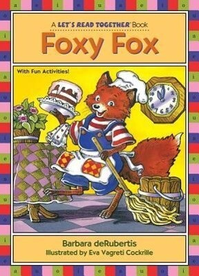 Foxy Fox als Hörbuch
