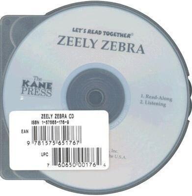 Zeely Zebra als Hörbuch