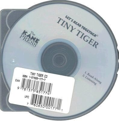 Tiny Tiger als Hörbuch