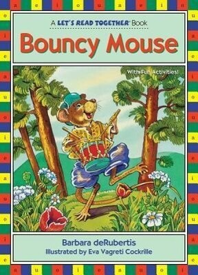 Bouncy Mouse als Hörbuch