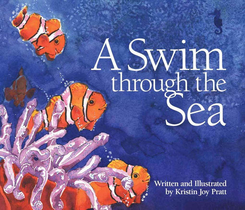 A Swim Through the Sea als Buch