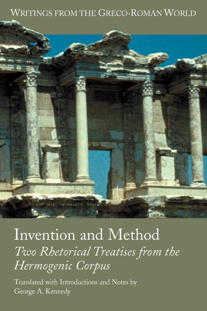 Invention and Method als Taschenbuch