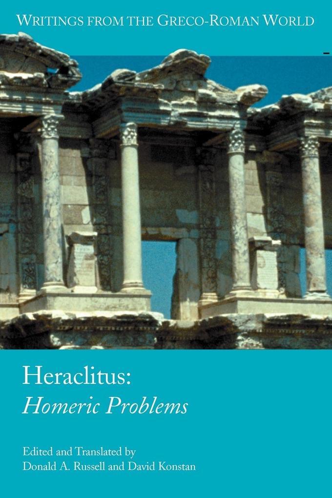 Heraclitus als Buch