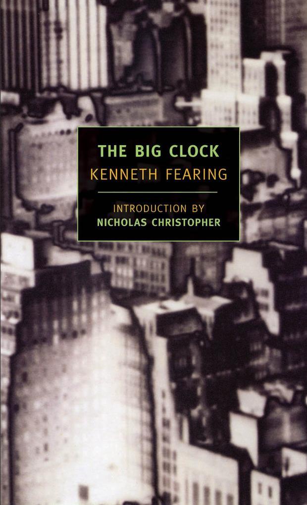 The Big Clock als Taschenbuch