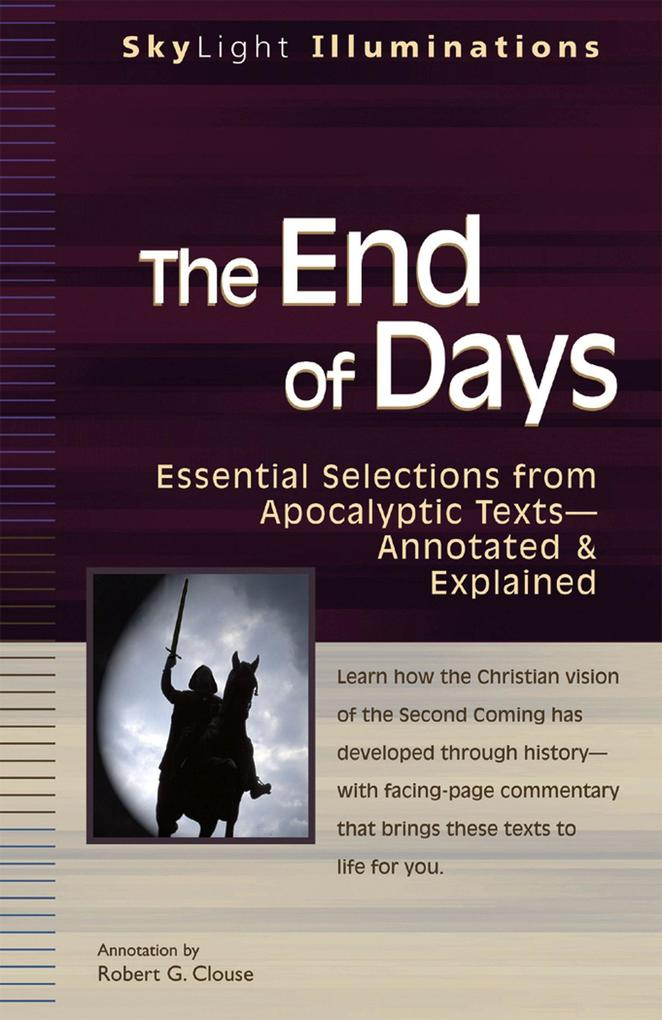 The End of Days als Taschenbuch