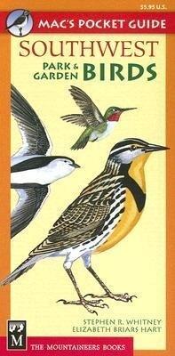 Mac's Pocket Guide Southwest Park & Garden Birds als Taschenbuch