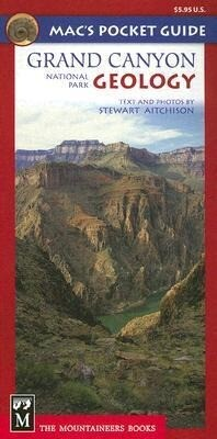 Mac's Pocket Guide Grand Canyon National Park Geology als Taschenbuch
