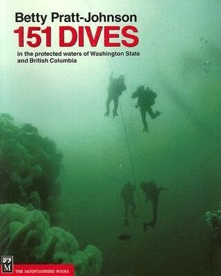 151 Dives in the Protected Waters of Washington State and British Columbia als Taschenbuch