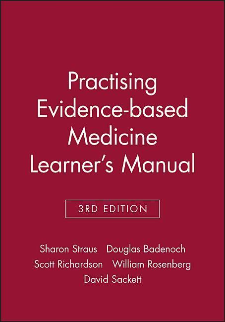 Practising Evidence-Based Medicine Learner's Manual als Taschenbuch