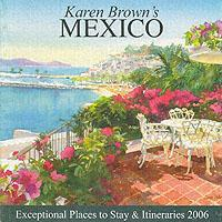 Karen Brown's Mexico als Buch