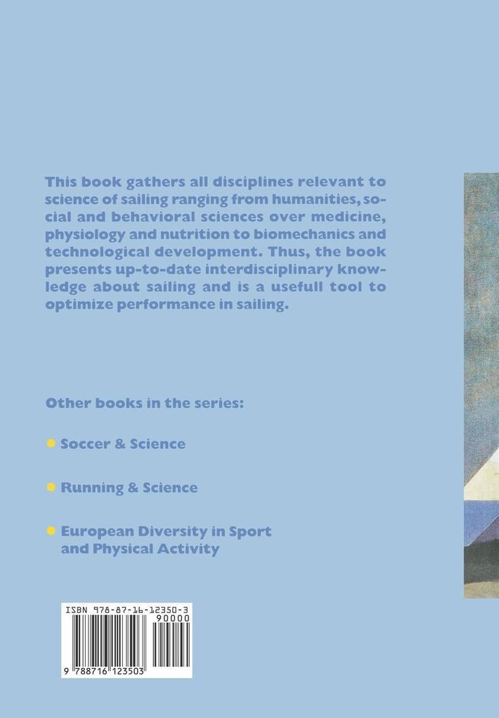 Sailing and Science als Taschenbuch