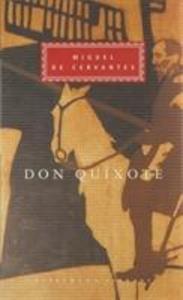 Don Quixote als Buch