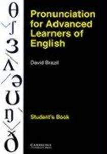 Pronunciation for Advanced Learners of English Student's Book als Buch