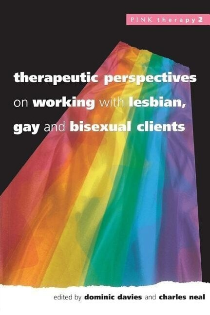 Therapeutic Perspectives on Working with Lesbian, Gay and Bisexual Clients als Taschenbuch