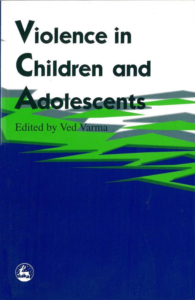 Violence in Children and Adolescents als Taschenbuch