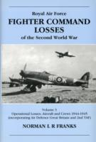 RAF Fighter Command Losses of the Second World War als Taschenbuch