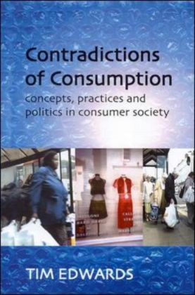 Contradictions of Consumption als Taschenbuch