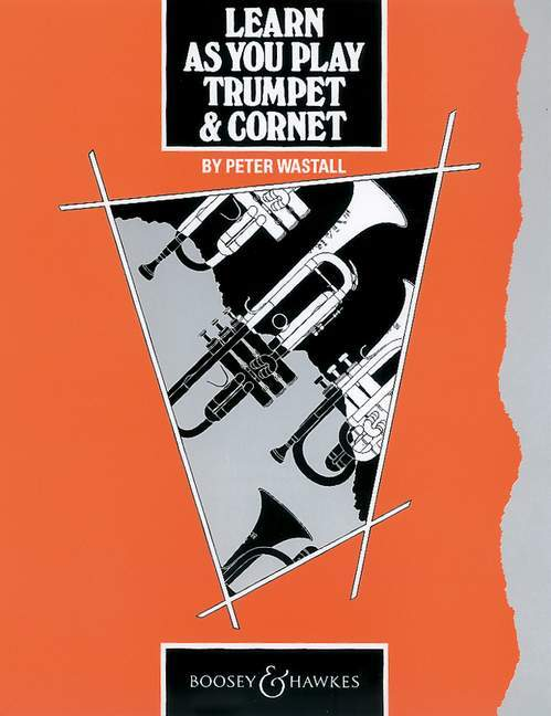 Learn as You Play Trumpet and Cornet als Taschenbuch