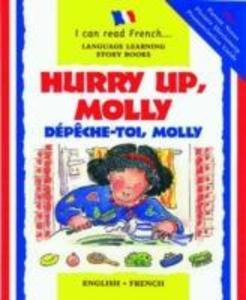 Hurry Up, Molly/depeche-toi, Molly als Buch