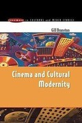 Cinema & Cultural Modernity