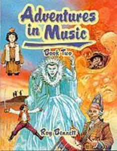 Adventures in Music Book 2 als Taschenbuch